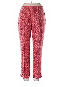 Sigrid Olsen Silk Pants Size 14