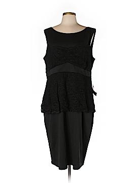 Kiyonna Cocktail Dress Size 2 (Plus)