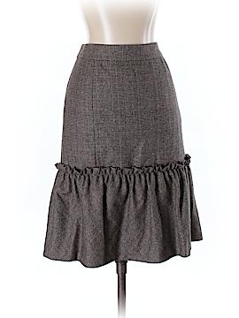 Sally Tseng Wool Skirt Size 4
