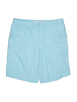 J.jill Khaki Shorts Size 18 (Plus)