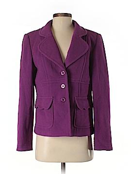 David N Wool Coat Size 8