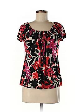 Christine Gerard Short Sleeve Top Size M