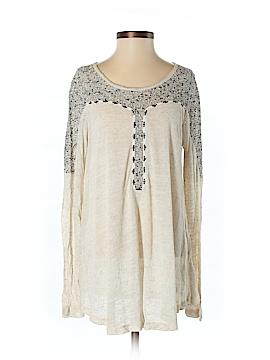 Meadow Rue Long Sleeve Top Size XS