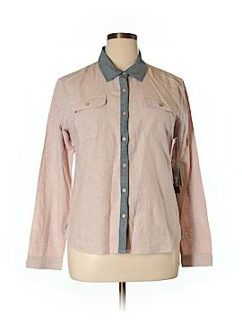 Gramicci Long Sleeve Button-Down Shirt Size XL