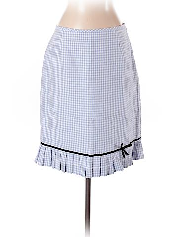 David Brooks Casual Skirt Size 4 (Petite)