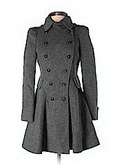 Mcginn Wool Coat Size 2
