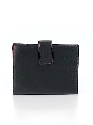 Isaac Mizrahi Leather Wallet One Size