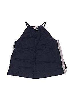 Crewcuts Sleeveless Blouse Size 7