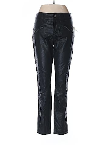 Pilcro and The Letterpress Faux Leather Pants 31 Waist
