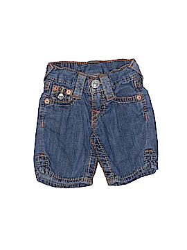 True Religion Denim Shorts Size 2
