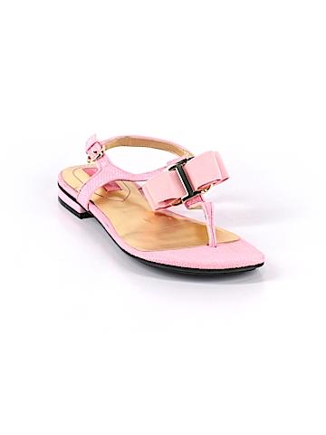 Isaac Mizrahi New York Sandals Size 7 1/2