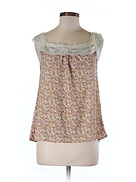 Luxe Apothetique Short Sleeve Blouse Size M