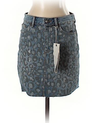 Marc by Marc Jacobs Denim Skirt 27 Waist