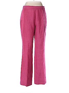 Etcetera Linen Pants Size 8