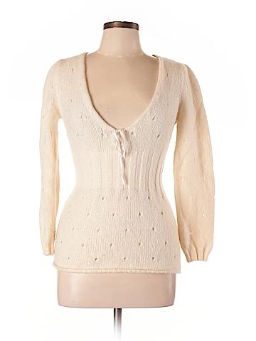 Miu Miu Wool Pullover Sweater Size 44 (EU)