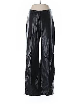 Ann Taylor Leather Pants Size 2