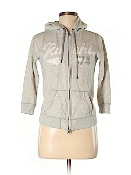 Ruehl No. 925 Zip Up Hoodie Size S