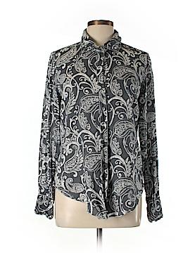 Cino Long Sleeve Button-Down Shirt Size L