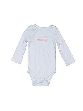 Koala Baby Long Sleeve Onesie Size 3-6 mo