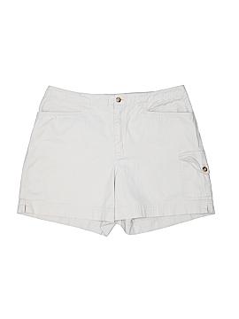 DressBarn Khaki Shorts Size 12