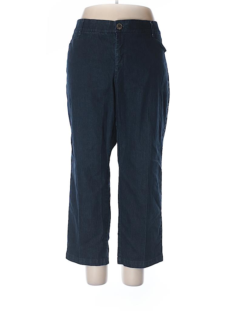 Cj Banks Women Jeans Size 20 (Plus)