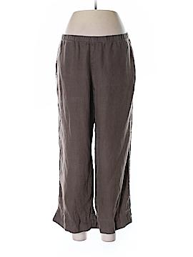 J.jill Linen Pants Size M