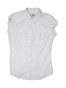 Roper Short Sleeve Button-Down Shirt Size M (Infants)