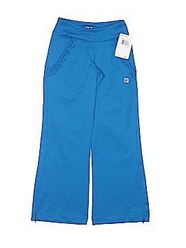 Fila Sweatpants Size 6