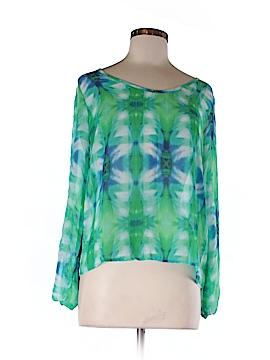 Deb Long Sleeve Blouse Size M
