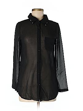 Miilla Long Sleeve Blouse Size S