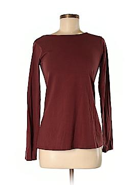 DownEast Basics Long Sleeve T-Shirt Size M
