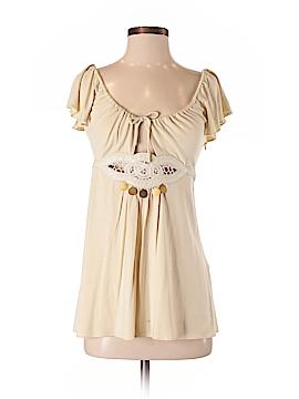 Ingwa Melero Short Sleeve Top Size M