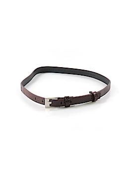 Via Spiga Leather Belt Size S