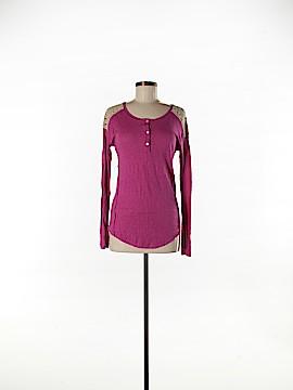 Sanita Long Sleeve Top Size M