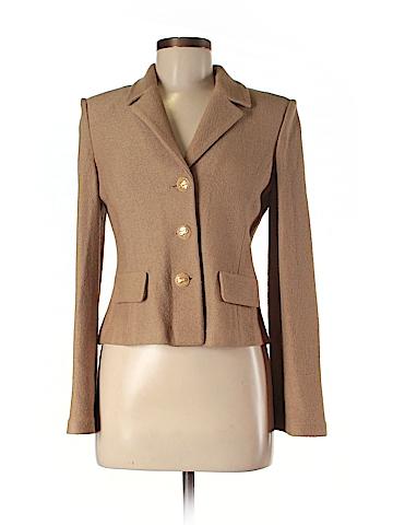 St. John Collection Wool Blazer Size 4