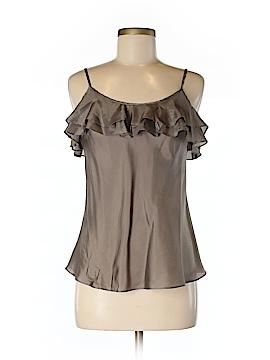 Kenar Sleeveless Silk Top Size 8