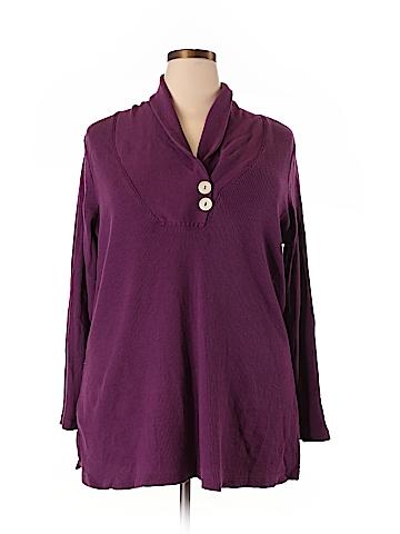 Roaman's Pullover Sweater Size 22 (Plus)