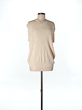 Claiborne Silk Pullover Sweater Size M