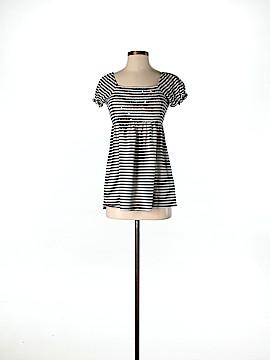 INC International Concepts Women Short Sleeve Blouse Size XS