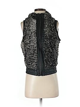YMI Faux Fur Vest Size S
