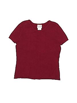 Talbots Kids Short Sleeve Top Size 8