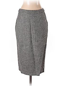 Garnet Hill Wool Skirt Size 2