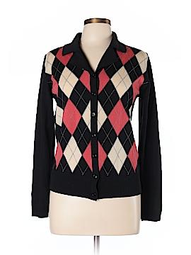 Anne Klein II Wool Cardigan Size L
