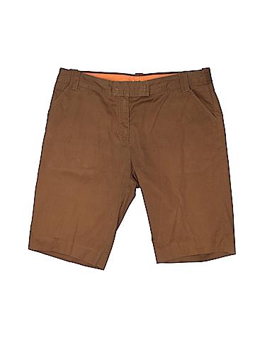 Tory Burch Khaki Shorts Size 8
