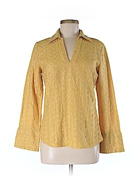 Tweeds Long Sleeve Blouse Size M