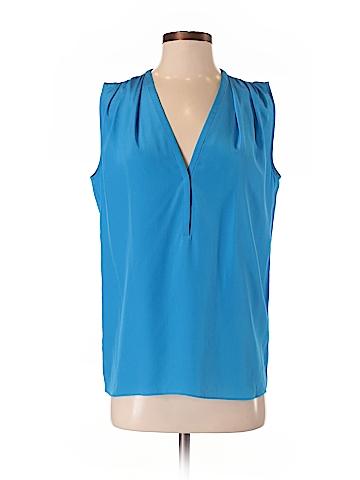 Sandro Sleeveless Silk Top Size S