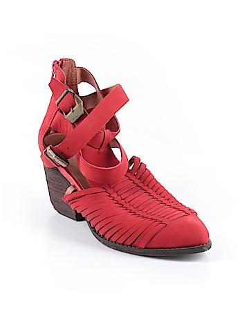 Jeffrey Campbell Ibiza Last Heels Size 7 1/2