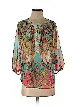 Figueroa & Flower 3/4 Sleeve Blouse Size S