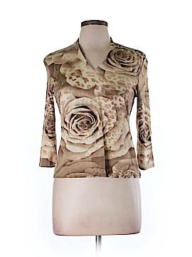 Betty Barclay 3/4 Sleeve Top Size 40 (EU)