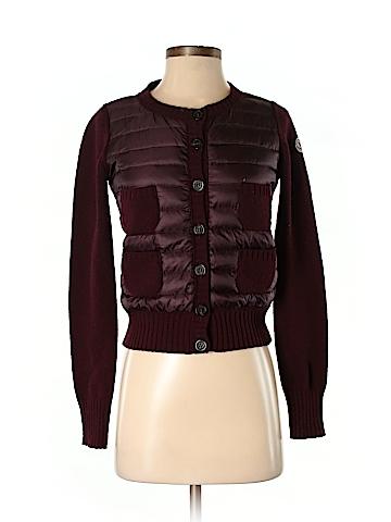 Moncler Wool Cardigan Size XS